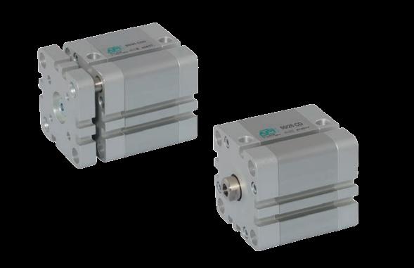 Compacte cilinders unitop CD - CDN