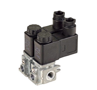 22 mm direct bediend solenoid ventiel