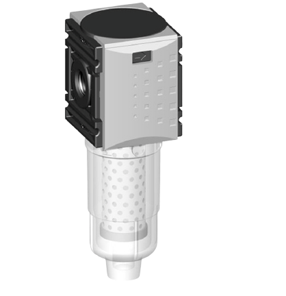 Pneumatiek filters