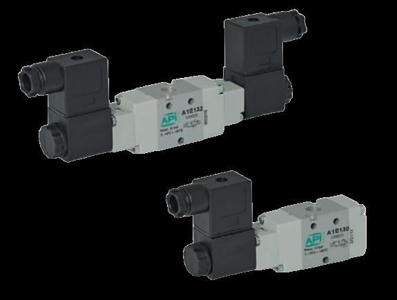 Ventielen en ventielen volgens standaard