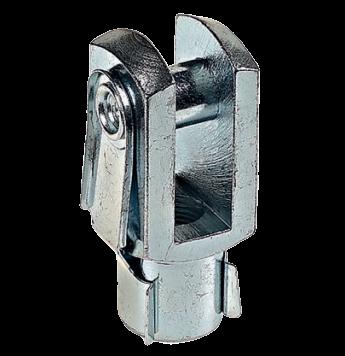 Montage accessoires voor cilinders Gaffel ISO