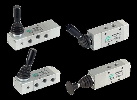 Handbediende ventielen serie A1