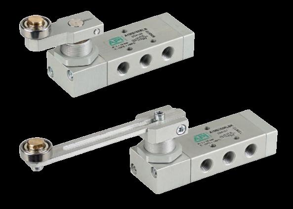 Mechanisch bediende ventielen serie A1 - A1ME