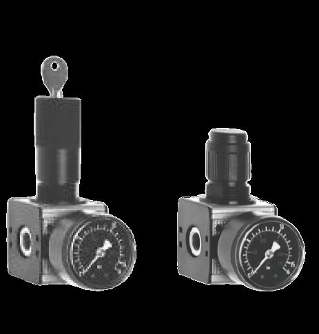 Luchtverzorging Reduceerventiel type R11
