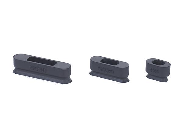 SAO-serie ovale platte zuignap