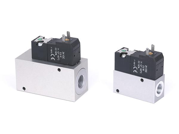 Elektrisch ventiel ZVEA serie