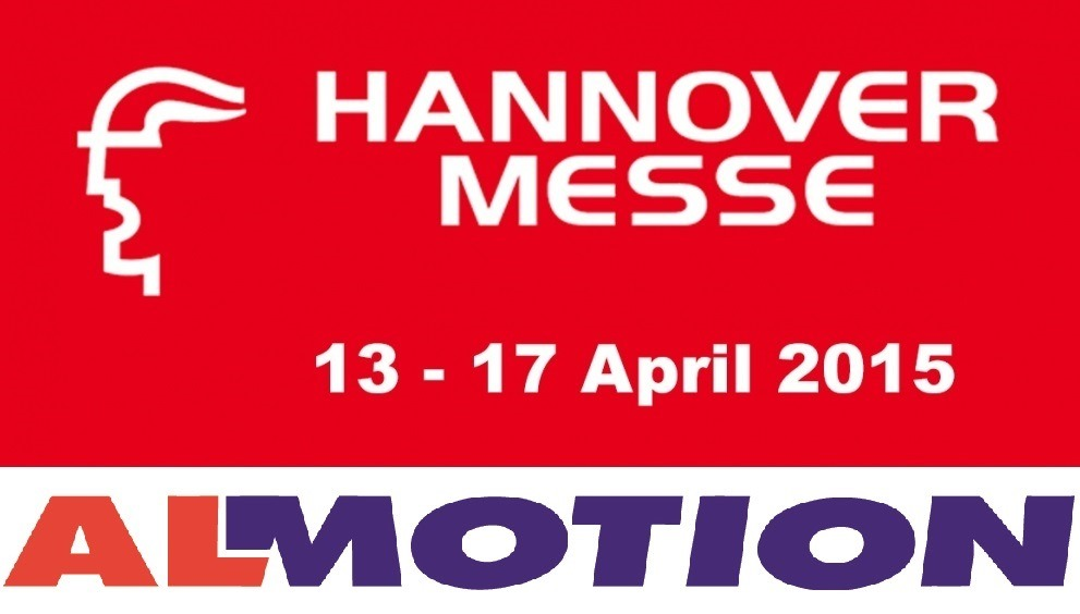 Hannover Messe 13-17 april 2015