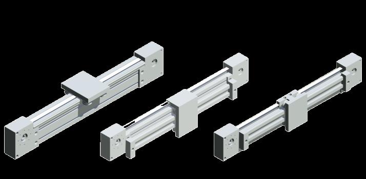 Lineaire eenheden modulair