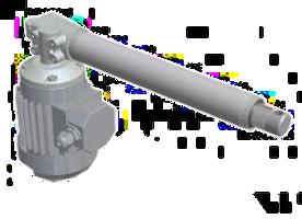Lineaire actuator ALI2 AC