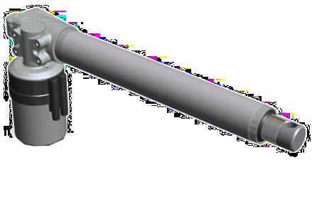 Lineaire actuator ALI2 DC