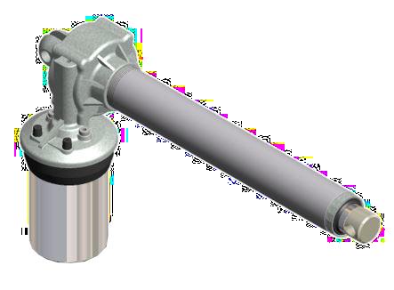Lineaire actuator ALI3 DC
