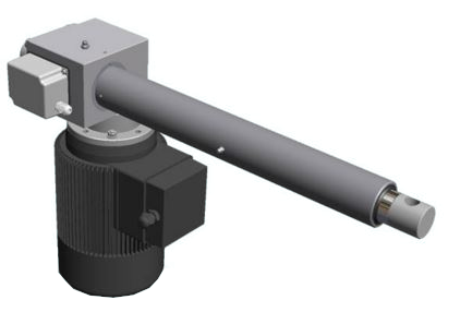 Lineaire actuator AV3 AC