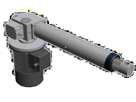 Lineaire actuator ECV9092 AC