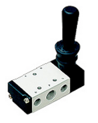 Handbediende en mechanische ventielen