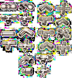 Metalen koppelingen