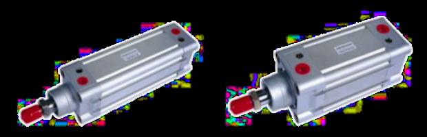 Pneumission ISO/VDMA cilinder
