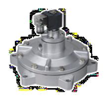 Pulse solenoid ventiel