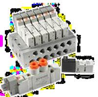 SMC pneumatische ventielen