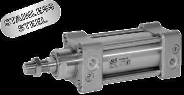 RVS cilinders