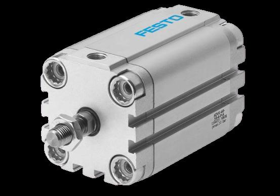 Festo compacte cilinders serie ADVU