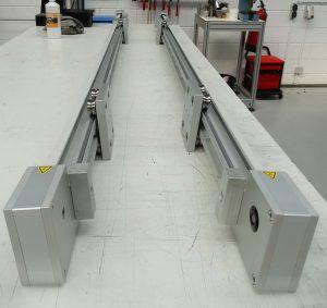 Parallel units LTC