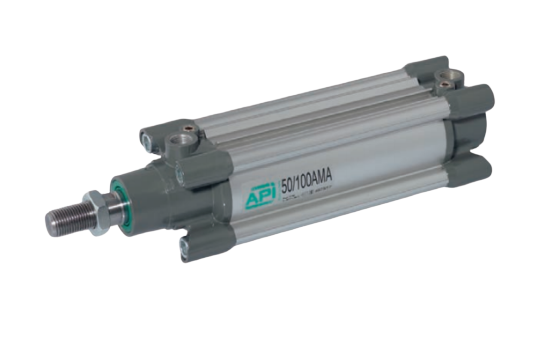 Persluchtcilinder ISO 15552 AMA