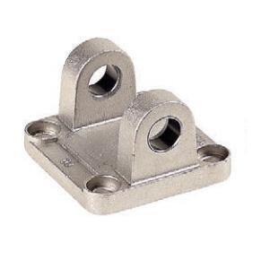 Achterscharnier met pen ISO 15552 cilinders