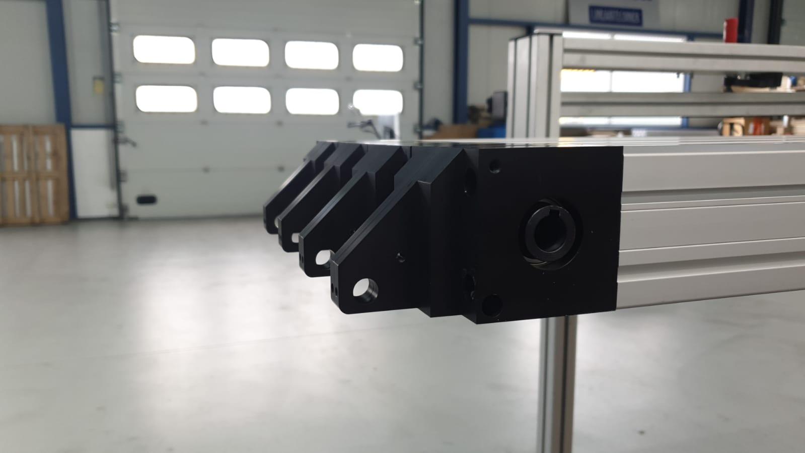 Lineairtechniek in de semiconductorindustrie