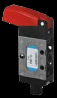 Handbediend 3/2 ventiel CL-126A