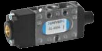 Lucht bediend 3/2 ventiel CL-200A