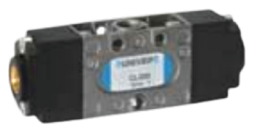 Elektrisch bediend 3/2 ventiel CL-220