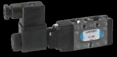 Elektrisch bediend 3/2 ventiel CL-300