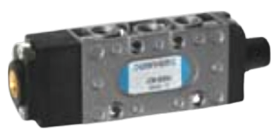 Luchtbediend 5/2 ventiel CM-9500A