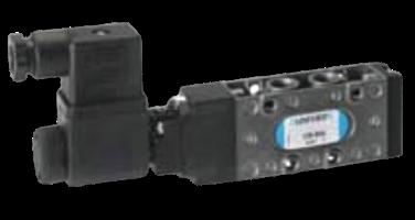 Elektrisch bediend 5/2 ventiel CM-9600