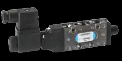 Elektrisch bediend 5/2 ventiel CM-9602A